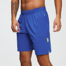 MP Men's Training Stretch Woven 9 Inch Shorts - Cobalt