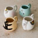 Animal Family Mug Set
