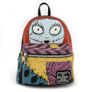 Loungefly Disney The Nightmare Before Christmas Sally Cosplay Face Mini Pu Backpack