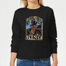 marvel-black-panther-homage-women-s-sweatshirt-black-4xl-schwarz