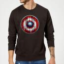 marvel-captain-america-wooden-shield-sweatshirt-black-xl-schwarz