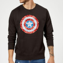 marvel-captain-america-pixelated-shield-sweatshirt-black-xl-schwarz