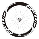Fast Forward F6T Track Front Wheel White