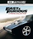 Fast & Furious 1-8 - 4K Ultra HD