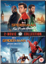 Spider-Man MCU DVD Set