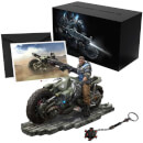 Triforce Gears of War 4 Collector's Edition - JD Fenix on COG Bike Premium Statue - 28cm (Game NOT included)