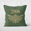 Legend Of Zelda Logo Cushion