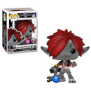 Disney Kingdom Hearts 3 Sora (Monster's Inc.) Flocked EXC Pop! Vinyl Figure