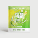 Clear Vegan Protein (Sample) - 16g - Lemon & Lime