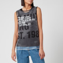Helmut Lang Women's Sleeveless T-Shirt - White