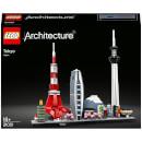 Lego Architecture Set, Tokyo