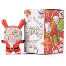 Kidrobot Chunky Santa by Alex Solis Holiday 3 Inch Dunny Vinyl Figure