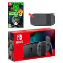 Nintendo Switch (Grey) Luigi's Mansion 3 Pack