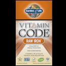 Vitamin Code Raw Eisen - 30 Kapseln