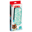 Nintendo Switch Carrying Case (Animal Crossing: New Horizons Edition) & Screen Protector