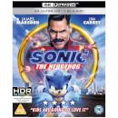 Sonic The Hedgehog 4K
