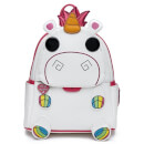 Pop By Loungefly Minions Fluffy Unicorn Mini Backpack