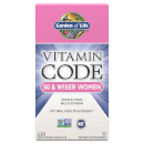 Vitamin Code 50+ and Wiser Women - 120 Capsules