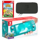 Nintendo Switch Lite (Turquoise) Animal Crossing: New Horizons - Digital Download Pack
