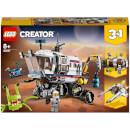 LEGO Creator: 3in1 Space Rover Explorer Building Set (31107)