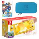 Nintendo Switch Lite (Yellow) Pokémon Sword Pack