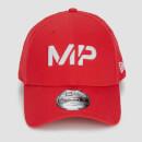 MP 9FORTY Baseball Cap - Danger/White