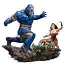 Iron Studios DC Comics Diorama — Wonder Woman Vs Darkseid By Ivan Reis