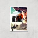 Bounty Of Blood Art Print