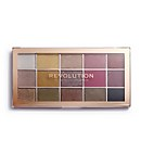 Makeup Revolution Foil Frenzy Eye Shadow Palette - Creation