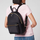 Lauren Ralph Lauren Women's Clarkson 27 Medium Backpack - Black