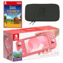 Nintendo Switch Lite (Coral) Stardew Valley - Digital Download Pack