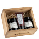 Ecooking Christmas Day and Night Cream and Scrub Set
