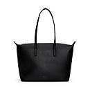 Matt & Nat Women's Loom Tote Bag - Black