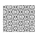 in homeware x Charlotte Greedy Tiled Fleece Blanket