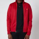 Polo Ralph Lauren Men's Lux Full Zip Track Top - Ralph Red