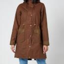 Barbour Women's Banded Wedge Jacket - Bark