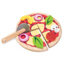 Le Toy Van Honeybake Pizza and Toppings Set