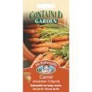 Carrot Amsterdam 3 Sprint (Daucus Carota) Seeds