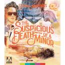 The Suspicious Death Of A Minor (Includes DVD)