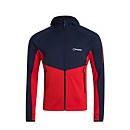Men's Pravitale Mountain Light 2.0 Jacket - Red / Blue