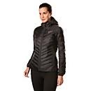 Women's Tephra Stretch Reflect Down Insulated Jacket - Dark Grey