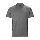 Men's Voyager 2.0 Tech Tee Polo Shirt - Black