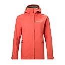 Women's Alluvion Waterproof Jacket - Orange