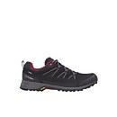 Women's Explorer FT Active Gore-tex Shoes - Black / Red