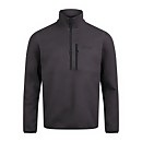 Men's Carnell Half Zip Fleece - Grey