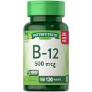 Vitamin B12 500mcg