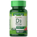 Chewable Vitamin D3 2000 IU