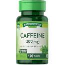 Caffeine & Green Tea