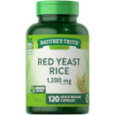 Red Yeast Rice - 120 Quick-release Capsules