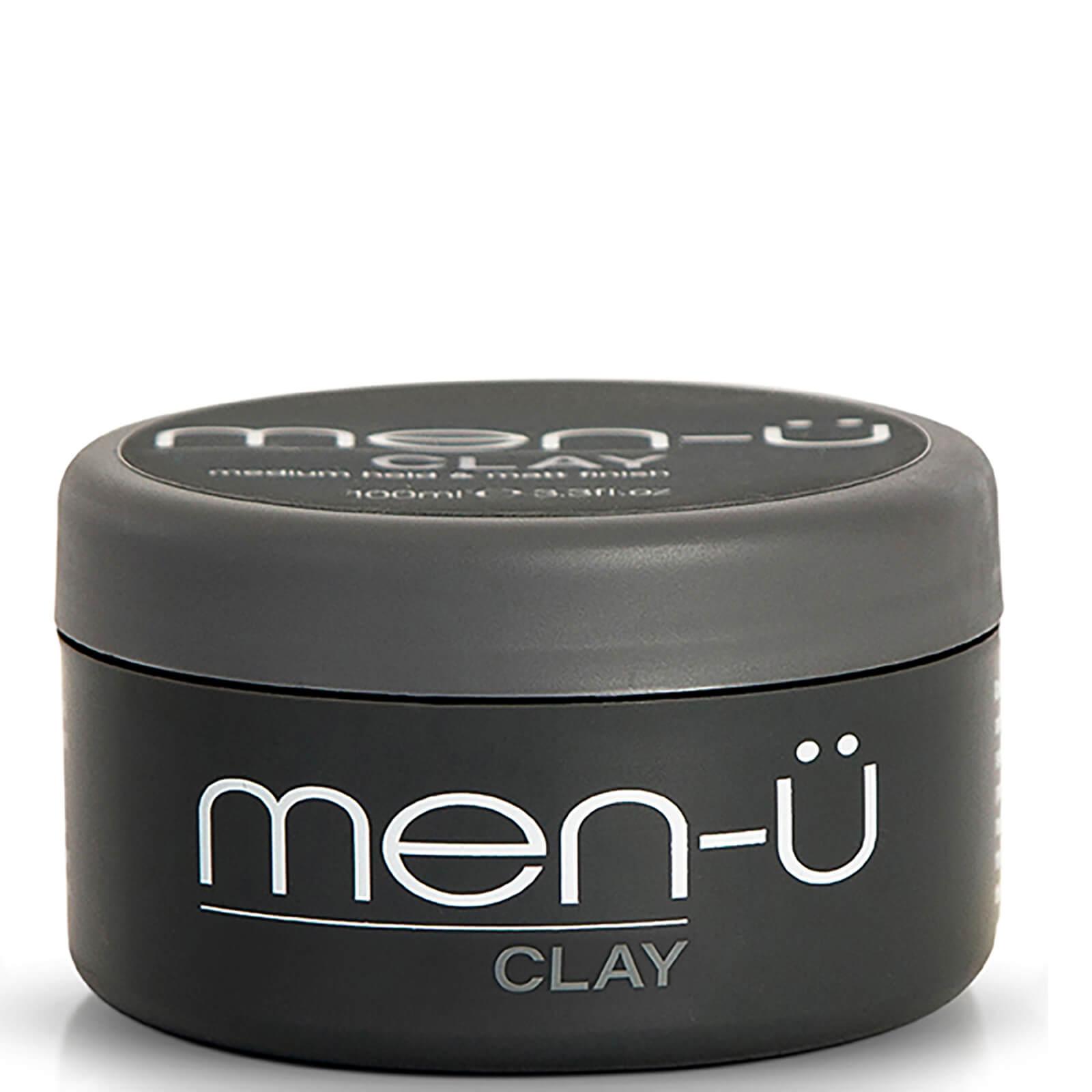 Look Fantastic coupon: men-u Clay 3 oz